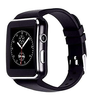 Amazon.com : X6 Smart Watch Passometer Sleep Monitor ...