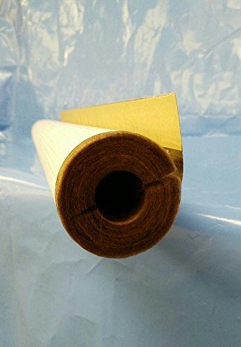 Knauf Insulation - 7/8 x 1 - Fiberglass Pipe Insulation (Bulk Quantity)