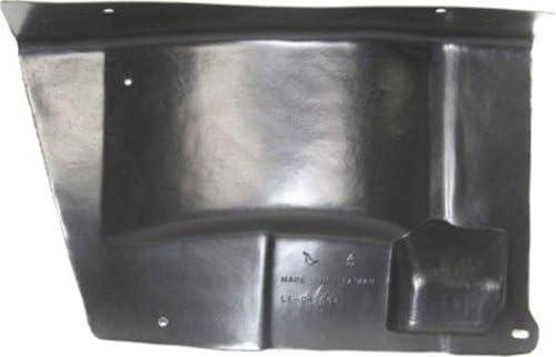 Crash Parts Plus Driver Side Engine Splash Shield Guard for 2007 ...