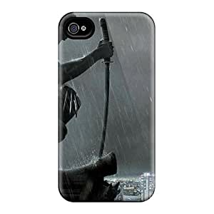 Ideal STWanke Case Cover For Iphone 4/4s(the Wolverine Movie), Protective Stylish Case