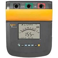 Fluke High-Voltage Digital Megohmmeter with Preset and Adjustable Test Voltages, 600V Voltage Detection, Leakage Current to 2mA, Capacitance to 20 Microfarads