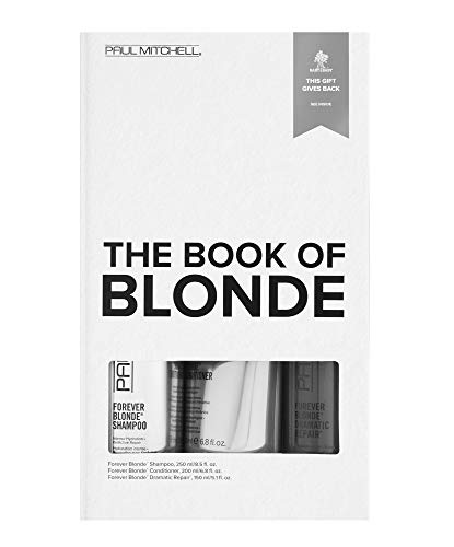 Paul Mitchell The Book Of Blonde Holiday Gift Set
