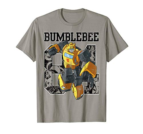 Transformer Bumble Bee 84 Action -