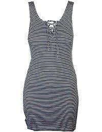 Denim \u0026 Supply Ralph Lauren Striped Lace-Up Dress. Polo Ralph Lauren
