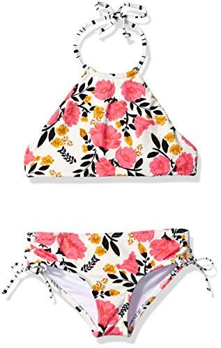 Billabong Girls' Girls' Sun Dream High Neck Bikini Set Multi 12
