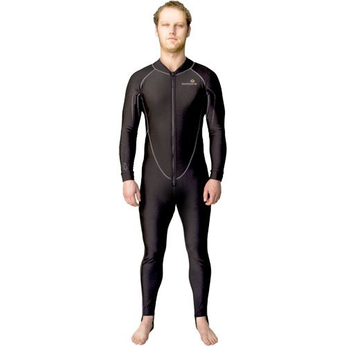 New Men's LavaCore Trilaminate Polytherm Full Jumpsuit for Extreme Watersports (Size X-Small)