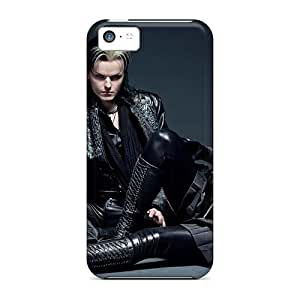 Iphone 5c TlW7222aBnW Allow Personal Design Stylish Beseech Band Image Protective Hard Phone Case -CristinaKlengenberg