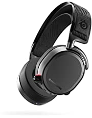 Steelseries 61473 Arctis Pro Wireless Headset, Black