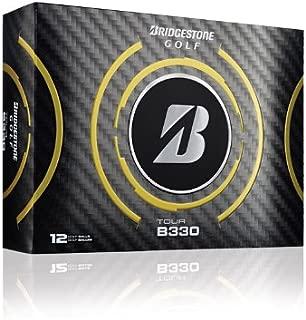 product image for Bridgestone Golf 2012 Tour B330 Golf Balls (1 Dozen)
