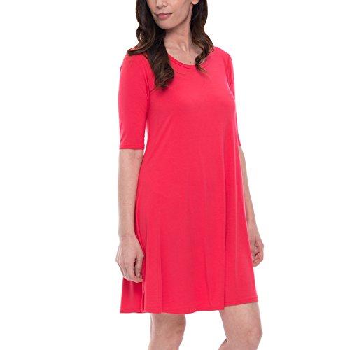 Tee Cherry Berry Cupio Blush Shirt Dress FHUWUc5y4