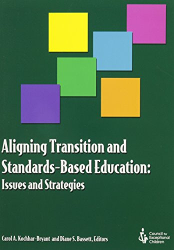 Aligning Transition and Standards-Based Education