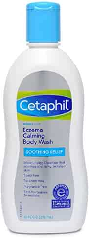 Cetaphil Restoraderm, Eczema Calming Body Wash, 10 Ounce (Packaging May Vary)
