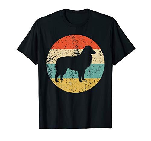 Australian Shepherd Shirt - Vintage Retro Aussie Dog T-Shirt
