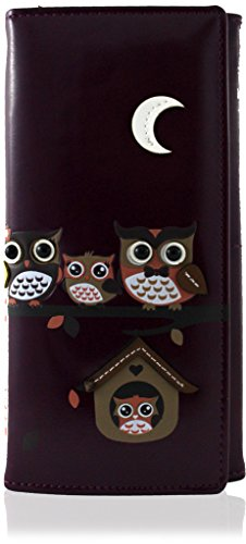 Family Kukubird Taille Motif Owl Grande Femme Tree BAqBZw8