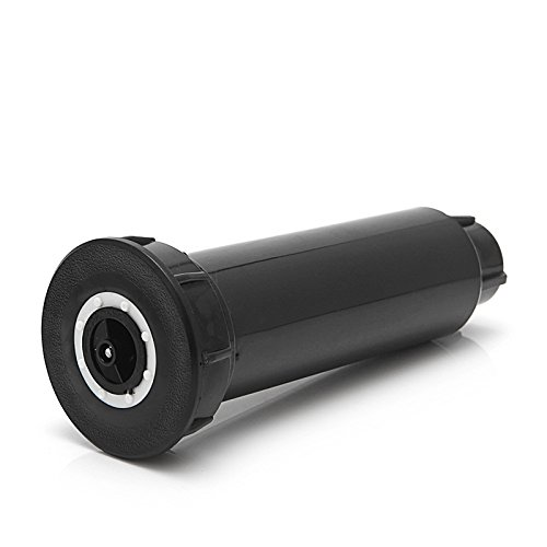 LOCHI 1/2'' Adjustable Plastic Pop up Sprinklers 25-360 Degree Lawn Irrigation Watering