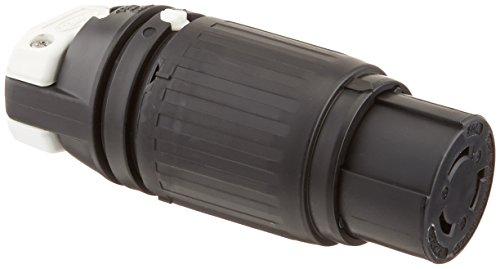 HUBBELL WIRING DEVICE-KELLEMS HBL3765C 50A Twist-Lock Plug 3P 4W 600VAC//250VDC