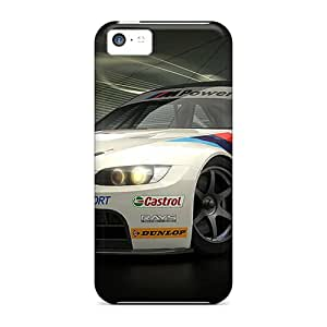 New Bmw M3 Gt2 Nfs Shift Tpu Case Cover, Anti-scratch LittleBox Phone Case For Iphone 5c
