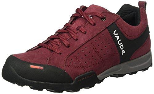 VAUDE Men's Leva, Scarpe Outdoor Multisport da Uomo Rosso (Claret Red 237)
