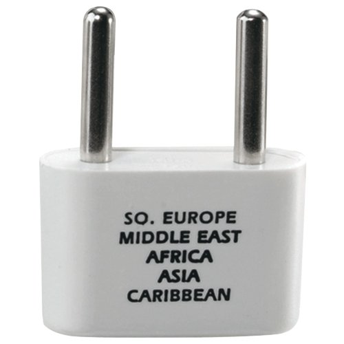 Franzus Travel Adapter Blades White