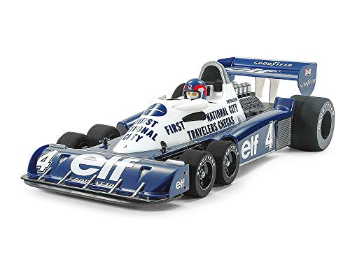 TAMIYA 1/10 Scale R/C HIGH Performance Racing CAR Tyrrell P34 SIX Wheeler 1977 Monaco GP Special Edition (Painted Body) 47392 (Assembly Kit)【Japan Domestic Genuine Products】【Ships from Japan】