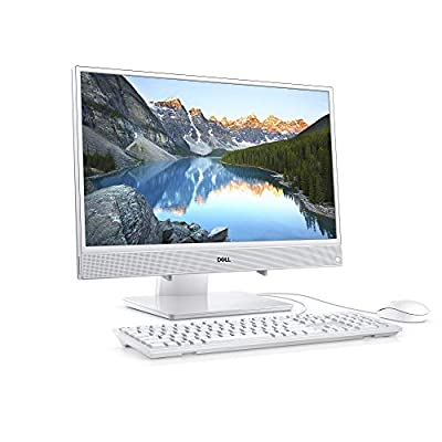 Dell Inspiron 21.5-inch FHD (1920 x 1080) All in Ones Desktops, Intel Pentium 4415U 2.3GHz, 4GB 2400MHz DDR4 SDRAM, 1 TB HDD, Intel HD Graphics 610, Bluetooth, Windows 10
