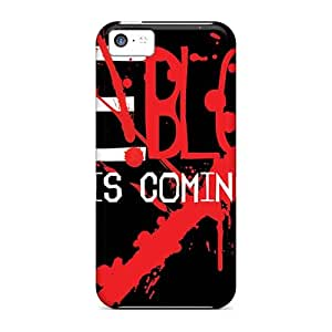 Durable Hard Phone Cases For Iphone 5c With Customized High Resolution Avenged Sevenfold Series AlainTanielian