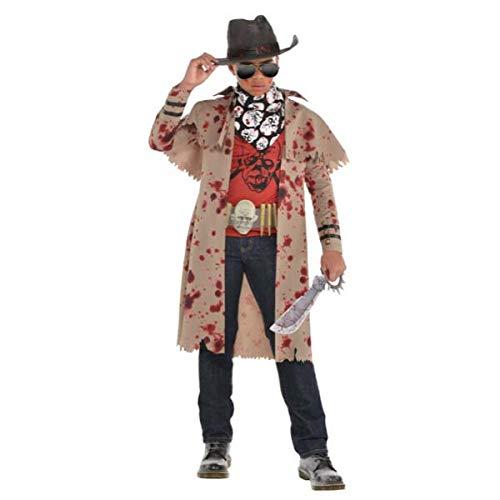 Boys Zombie Slayer Costume - Large (12-14) | 2 Ct.