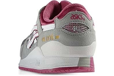 9a3658973ba35 ASICS Gel-Lyte III GS - Zapatillas de deporte unisex  Amazon.es  Zapatos y  complementos