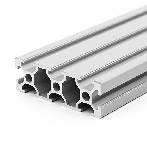 200/300/400mm Length 2060 T-Slot Aluminum Profiles Extrusion Frame For - Linear Motion Aluminum Profiles - (200mm) - 1 x 2060 T-Slot Aluminum Profiles Extrusion Frame