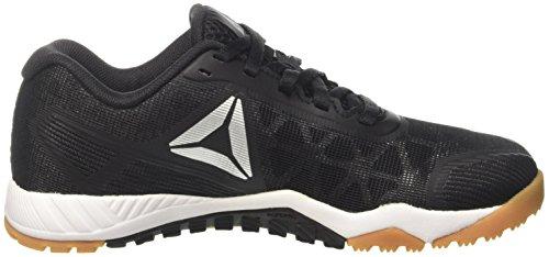 Scarpe Bd5132 black Donna Reebok white gum Da Nero silver Fitness p75wqdxqT
