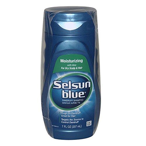 Selenium Sulfide Dandruff - Selsun Blue Moist Shmp 7z Size 7z Selsun Blue Moisturizing Dandruff Shampoo