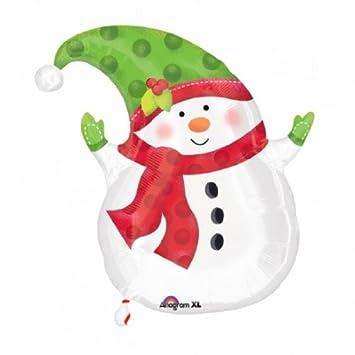 """Képtalálat a következőre: """"Junior.Shape Foil Balloon Winter Snowman"""""""