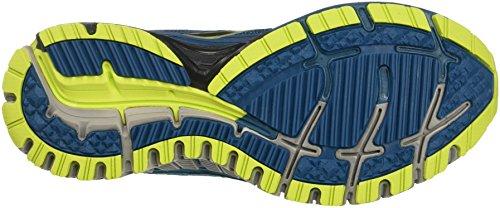 Brooks Adrenaline ASR 13, Scarpe da Corsa Uomo Blu (Moroccan Blue/Lime Punch/Anthracite)