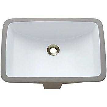 Kohler K 2214 G 0 Ladena Undercounter Bathroom Sink White