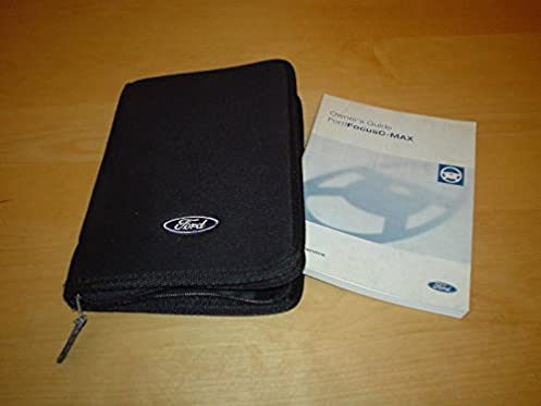2007 ford focus manual book wiring diagram database ford focus c max owners manual handbook c w wallet 2003 2007 rh amazon co uk 2007 fandeluxe Choice Image