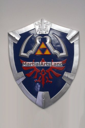 Hylian Shield-Full Size Shield]()