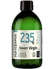 Naissance Neemolja/Nieolja nativ (nr 235) 500 ml BIO-certifierad 100 % ren