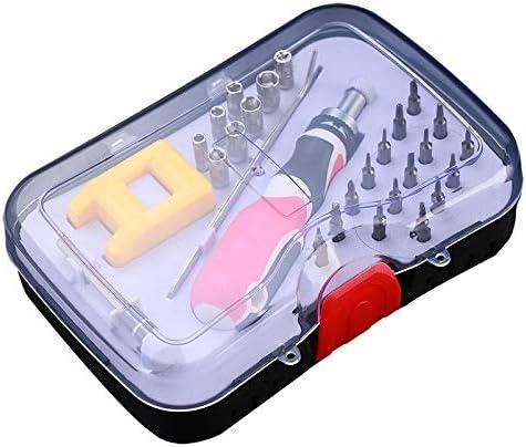 LilyAngel 28 in 1インシュレータードライバーセット多機能携帯電話修理分解ツールセット