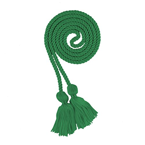 Honor Cords Academic Apparel (Kelly Green) (For Honor Best Class)
