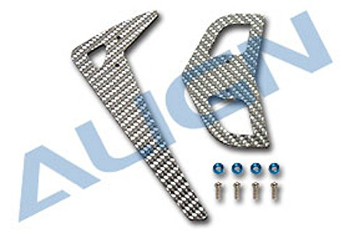 New Carbon Fiber Stabilizer Set, 3K Silver