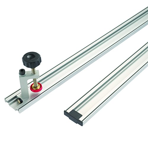 WoodRiver Guide Rail 4' x 8' Kit