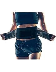 NeoSportsLab ryggstöd nedre ryggsmärtlindring, svart, X-liten/liten, 320 g