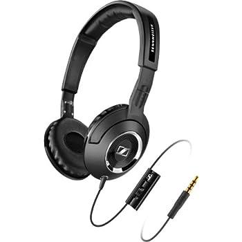 Sennheiser HD 219 S Headphones with Integrated Microphone for Smartphones, Black