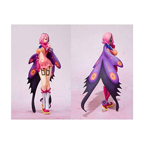Bandai 18644 - One Piece 58381 Figuarts Zero - Reiju, 23 cm (Mario Games In The World Wide Web)