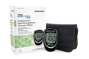 McKesson TRUE METRIX® PRO Professional Monitoring Blood Glucose Meter - 1/box from McKesson