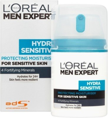 Price comparison product image L 'Oreal Paris Men Expert Hydra Sensitive Moisturising Cream(50 ml)