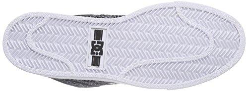 DC Shoes RD GRAND MID SP M SHOE BKN - zapatilla deportiva de lona hombre negro - Schwarz (BLACK/PRINT)