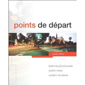 Points de départ (Annotated Instructor's Edition)