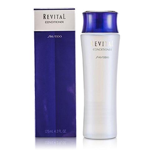 (Shiseido Revital Conditioner -125ml/4.2oz)