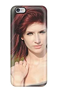Cute Appearance Cover/tpu QcLIXno4171pUurz Celebrity Susan Coffey People Celebrity Case For Iphone 6 Plus